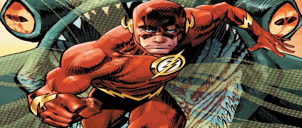 Flash: Fastest Man Alive #1 Review