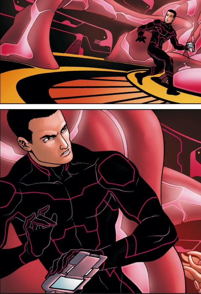 Legion of Super-Heroes 10 2012 Cosmic Boy