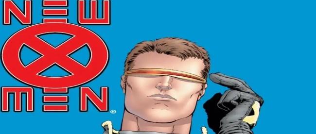 New X-Men #118 Cover