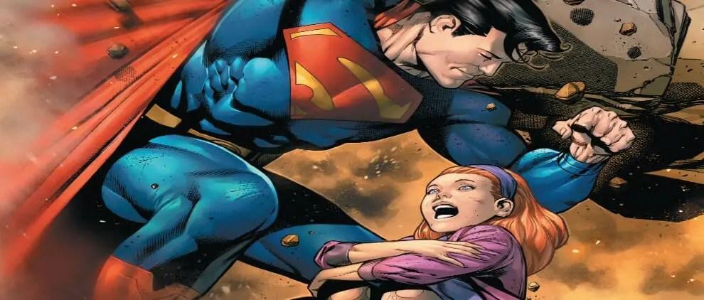 Superman: Man Of Tomorrow #2 Review