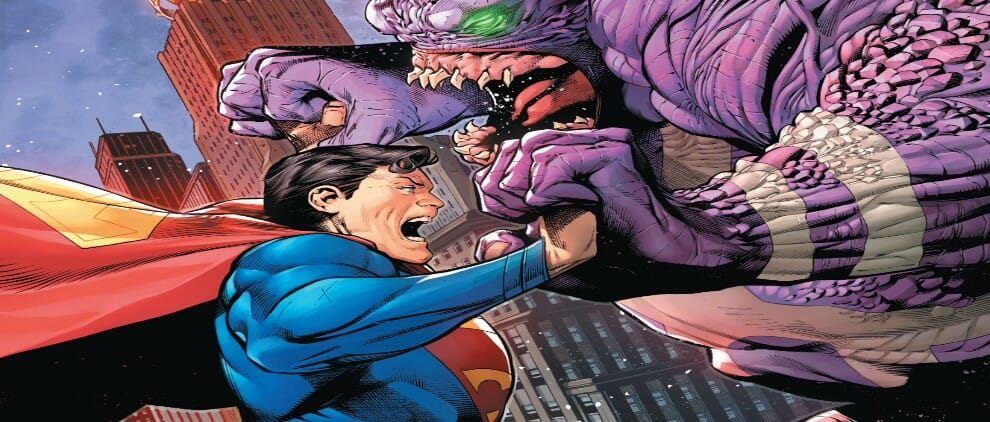 Superman: Man Of Tomorrow #1 Review