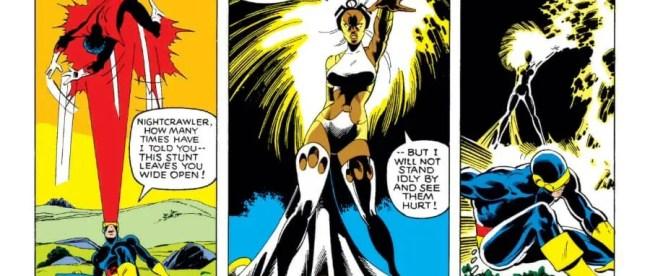 Uncanny X-Men #127 Cyclops vs X-Men