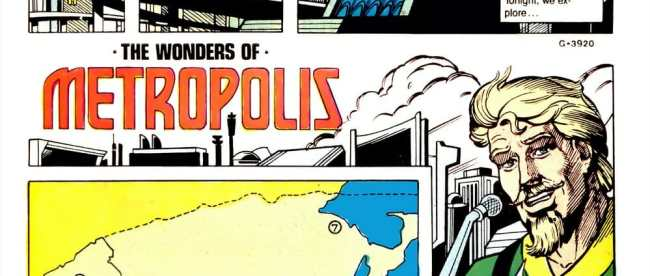 World of the 1980s Legion of Super-Heroes