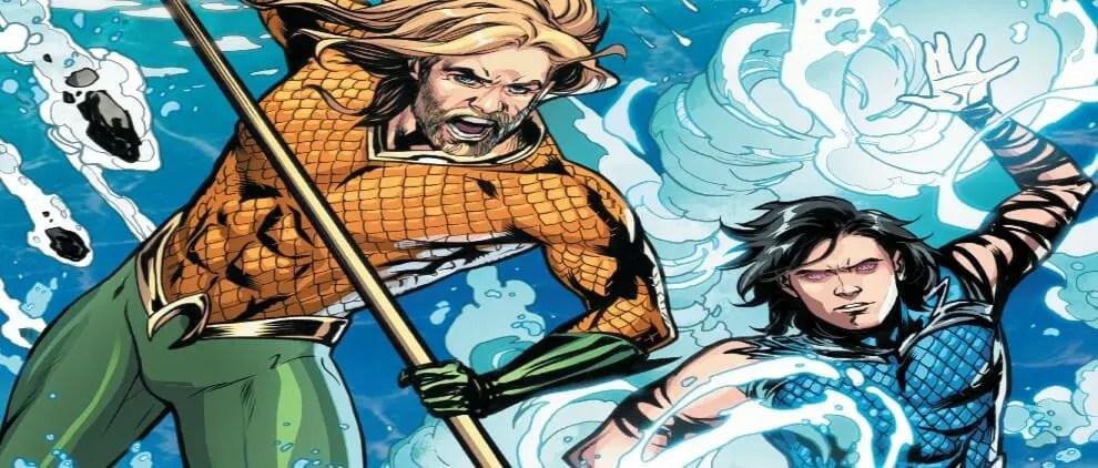 Aquaman: Deep Dives #3 Review