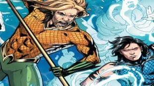 Aquaman Deep Dives 3-Feature