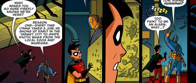 Batman: The Adventures Continue Chapter Four