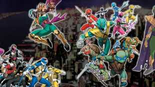 Spotlight: Mighty Morphin Power Rangers/Teenage Mutant Ninja Turtles