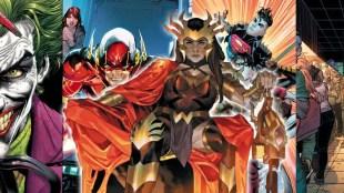 DC Comics August 2020 Solicitations