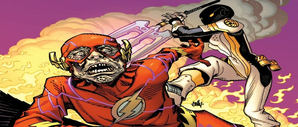 Flash: Fastest Man Alive #2 Review