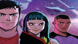 Go Go Power Rangers #31 Review