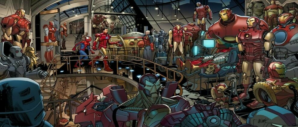 It's Time For Marvel To Reboot Iron Man