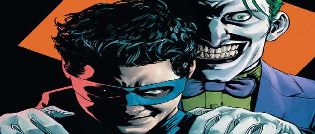 Nightwing #73 Cover