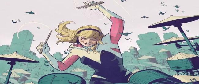 Spider-Gwen Comic Book Starter Guide