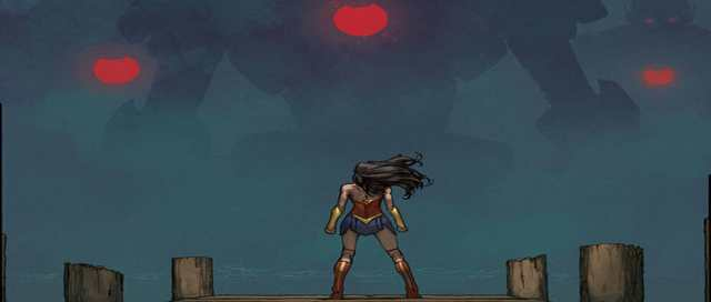 Wonder Woman #760 Cover