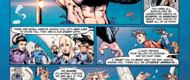 Aquaman: Deep Dives #7