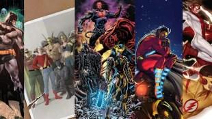 DC Comics September 2020 Solicitation Analysis