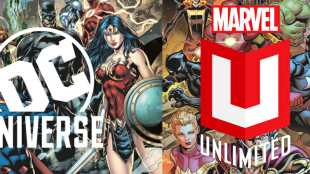 DC Comics And Marvel Digital Initiatives Are Still Work-In-Progress