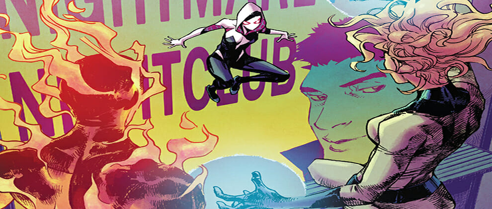 Ghost-Spider #10 Review