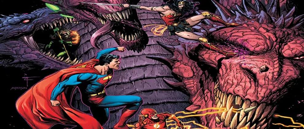 Justice League #47 Review