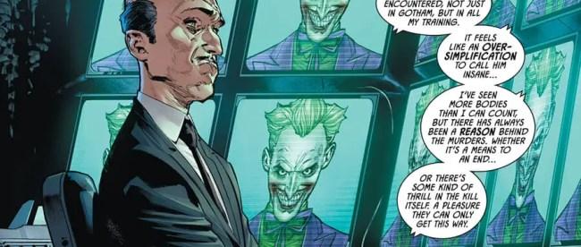 Batman #95 The Joker War