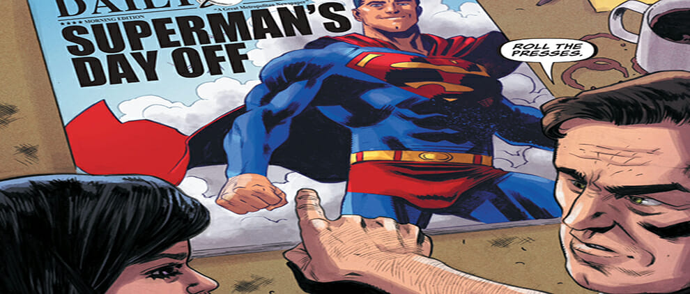 Superman: Man Of Tomorrow #12 Review