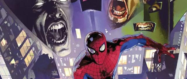 Amazing Spider-Man #46 Cover