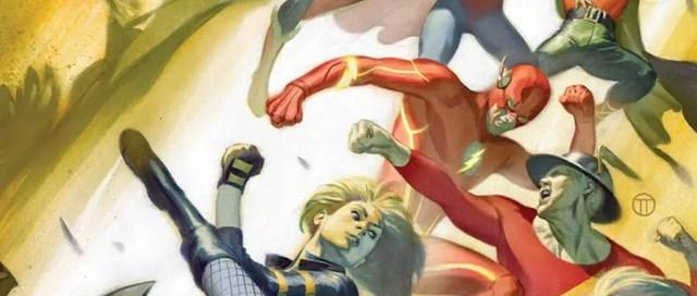 Injustice Year Zero 1 Cover