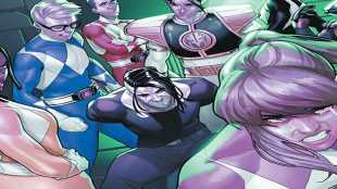 Mighty Morphin Power Rangers #52
