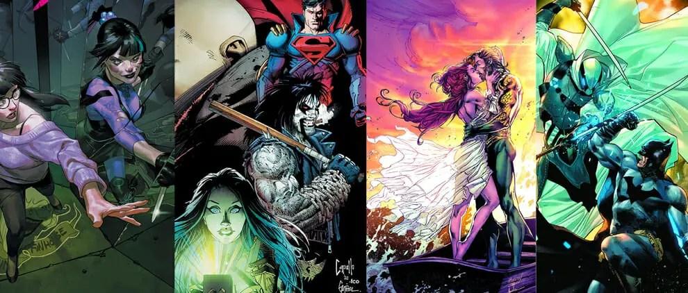 DC Comics November 2020 Solicitation Analysis