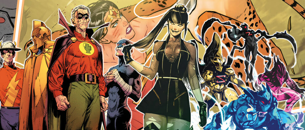Top Comic Book Moments For July 2020