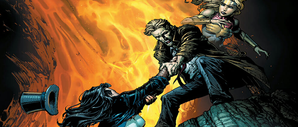 DCeased: Dead Planet #3 Review