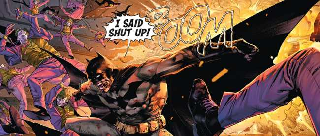 Batman Joker War Retrospective