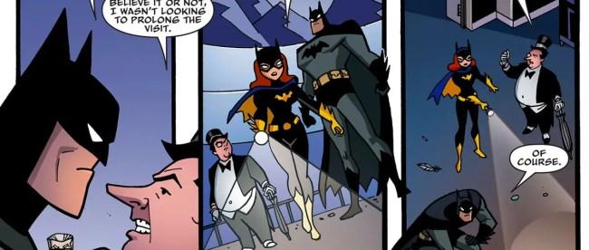 Batman The Adventures Continue Chapter 13