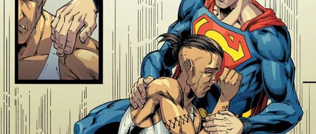 Superman: Man Of Tomorrow #17