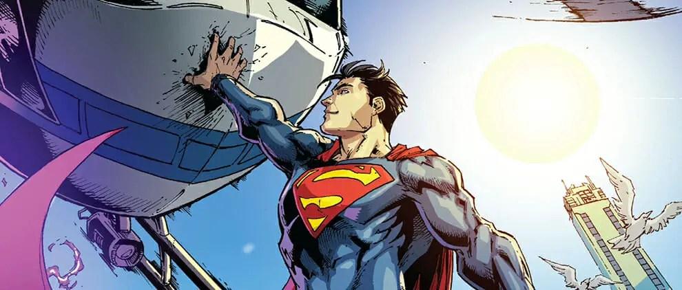 Superman: Man Of Tomorrow #17 Review