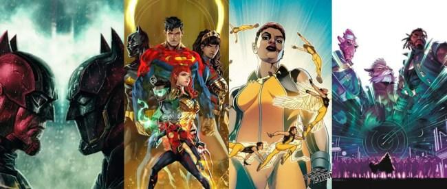 DC Comics February 2020 Solicitations