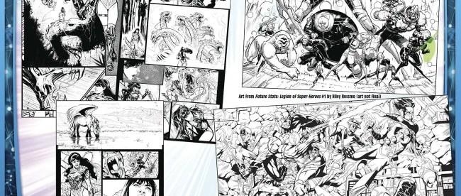 DC Comics: Future State Preview Art