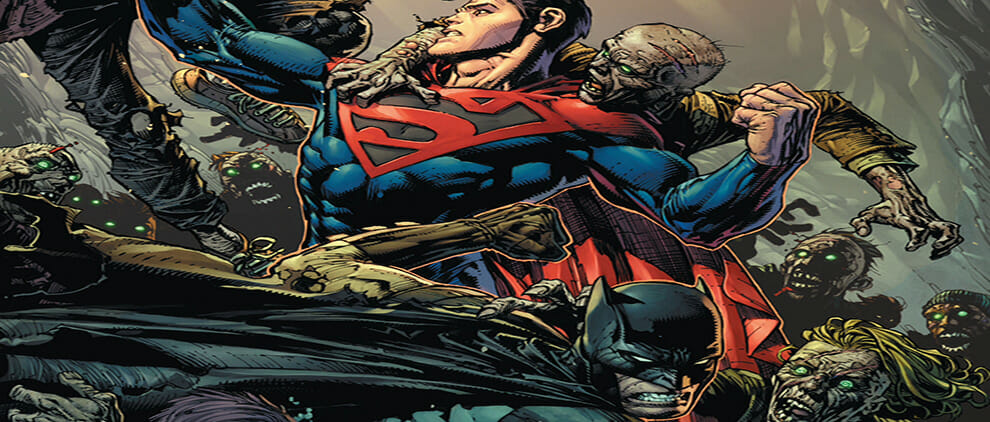 DCeased: Dead Planet #5 Review