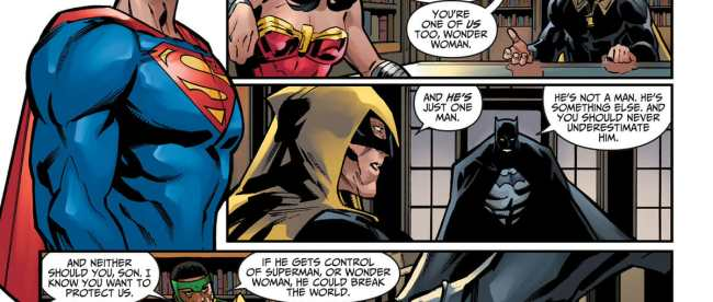 Injustice Year Zero Chapter 11