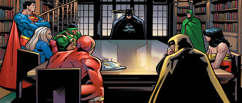 Injustice: Year Zero Chapter 11 Review