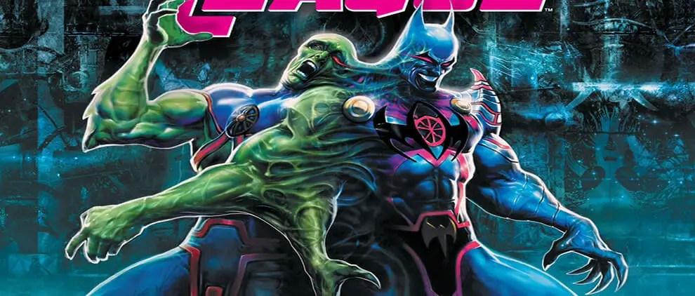 Justice League #56 Review