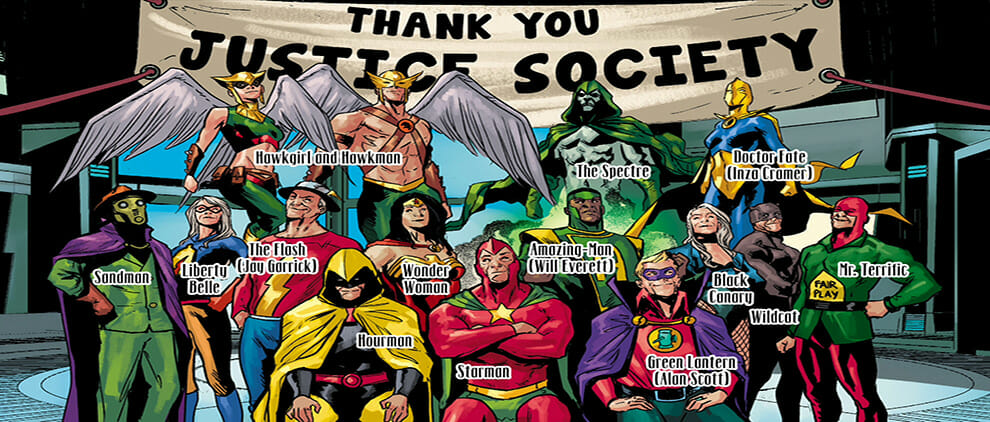 What I'm Thankful For In The Comic Book World