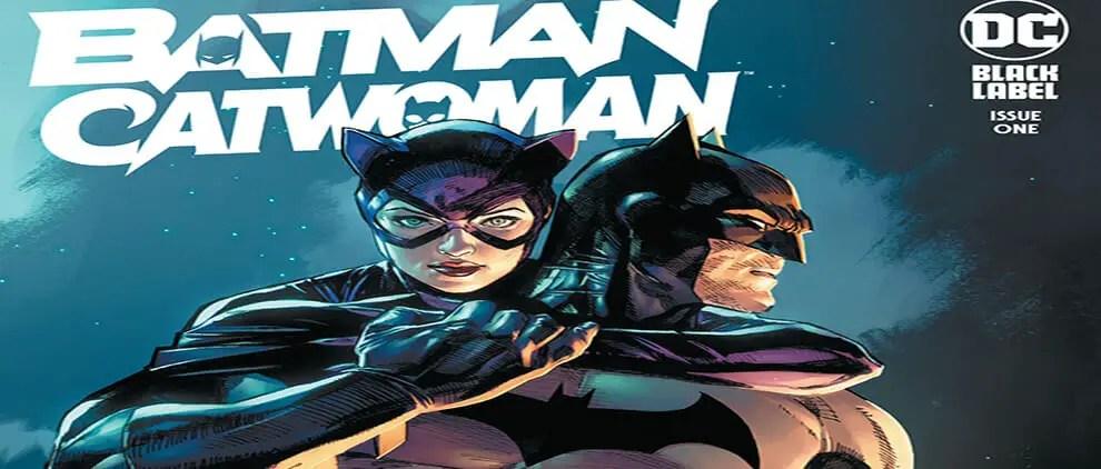 Batman/Catwoman #1 Review