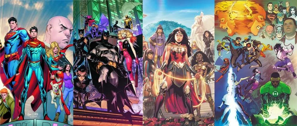 DC Comics March 2021 Solicitation Analysis