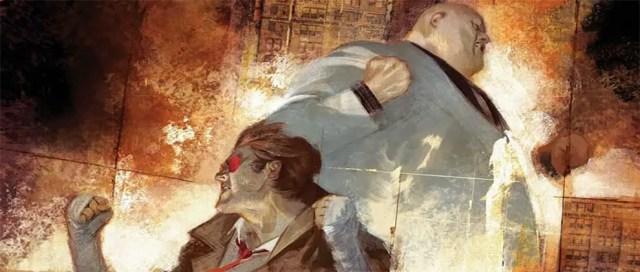 Daredevil #20 Cover