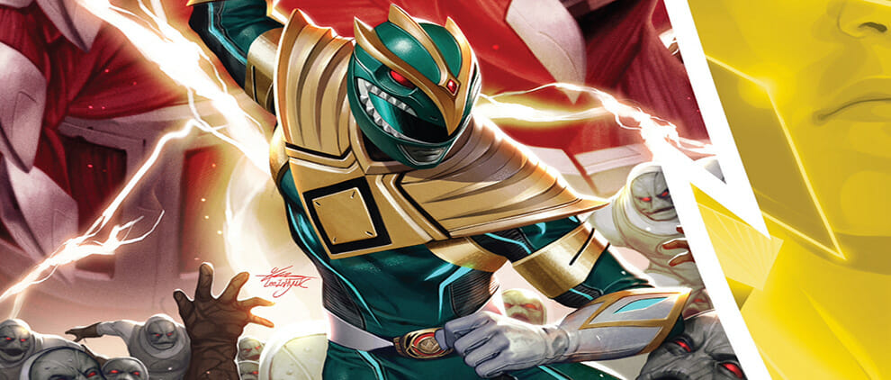 Mighty Morphin #2 Review
