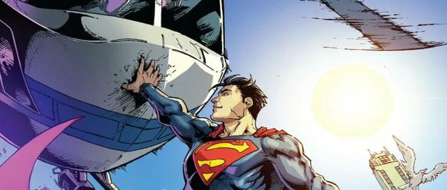 Superman: Man Of Tomorrow #17 Cover
