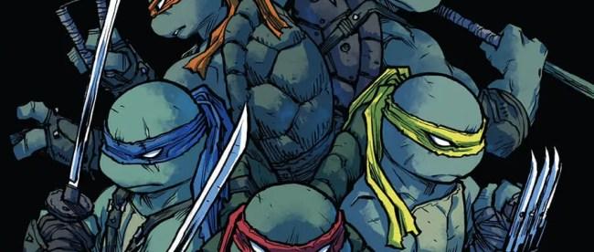 Teenage Mutant Ninja Turtles #101 From The Ashes