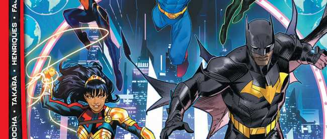 Future State: Justice League #1 Review