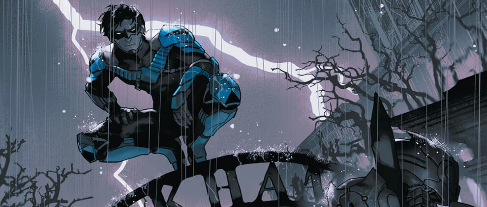 Future State: Nightwing #1 Review